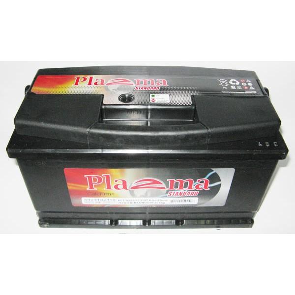 Акумулятор стартерний Plazma 6СТ-92 А1 Eвро